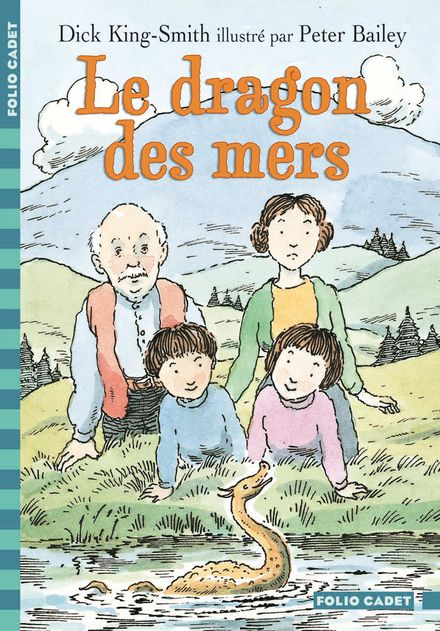 Le dragon des mers - Peter Bailey, Dick King-Smith