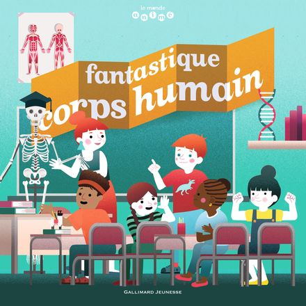 Fantastique corps humain - Emmanuel Trédez, Aurex Verdon