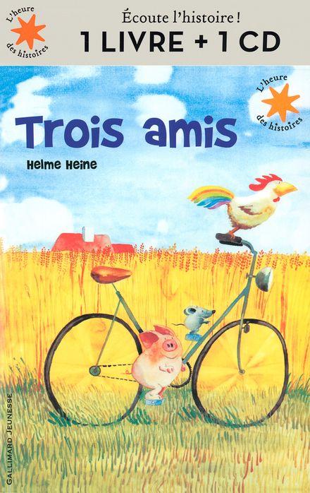 Trois amis - Helme Heine