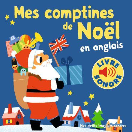 Mes comptines de Noël en anglais - Marion Billet