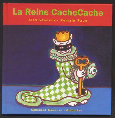 La Reine CacheCache - Alex Sanders