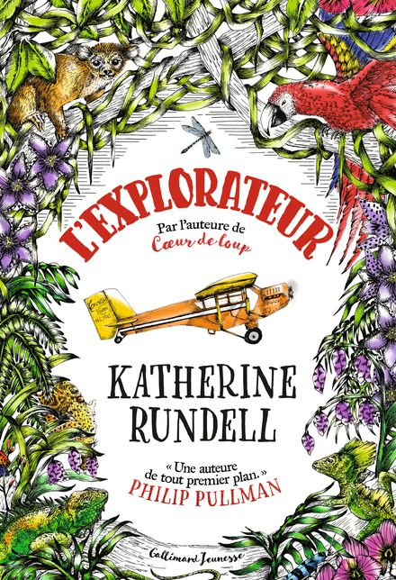 L'explorateur - Hannah Horn, Katherine Rundell