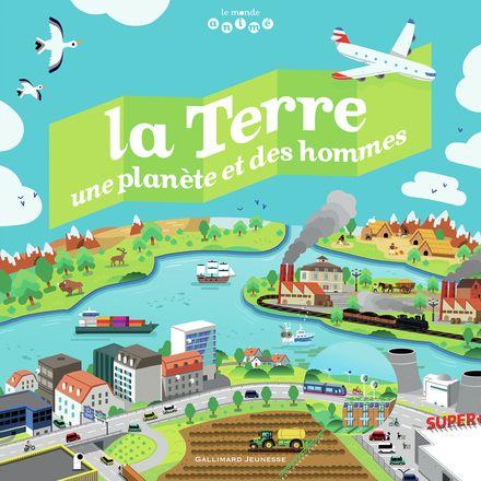 La Terre - Jean-Michel Billioud, Julien Castanié