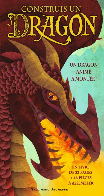 Construis un dragon - Douglas Carrel, Dugald Steer, Jonathan Woodward