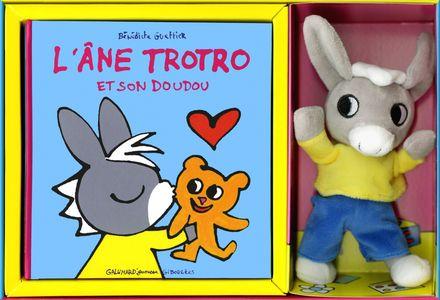 L'âne Trotro et son doudou - Bénédicte Guettier