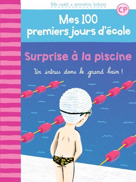 Surprise à la piscine - Mathilde Bréchet, Amandine Laprun