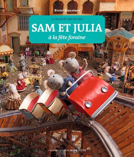 Sam et Julia à la fête foraine - Karina Schaapman