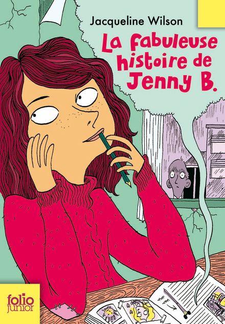 La fabuleuse histoire de Jenny B. - Nick Sharratt, Jacqueline Wilson