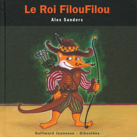 Le roi Filoufilou - Alex Sanders