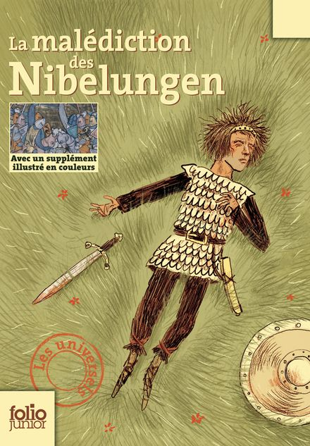 La malédiction des Nibelungen -  Anonymes