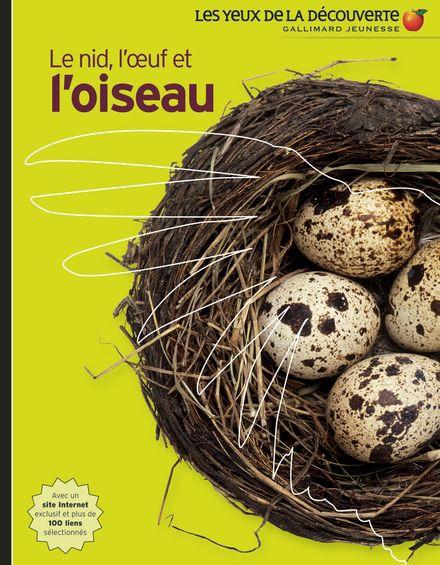 Le nid, l'œuf et l'oiseau - David Burnie