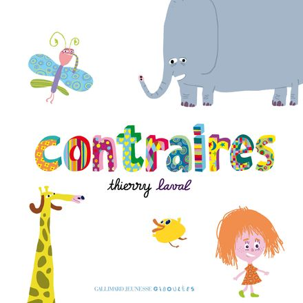 Contraires - Thierry Laval