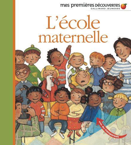 L'école maternelle - Charlotte Roederer