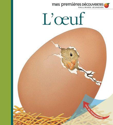 L'œuf - René Mettler