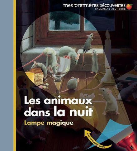 Les animaux dans la nuit - Claude Delafosse,  Héliadore