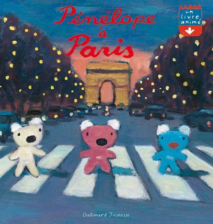 Pénélope à Paris - Anne Gutman, Georg Hallensleben