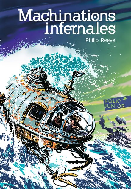 Machinations infernales - Philip Reeve