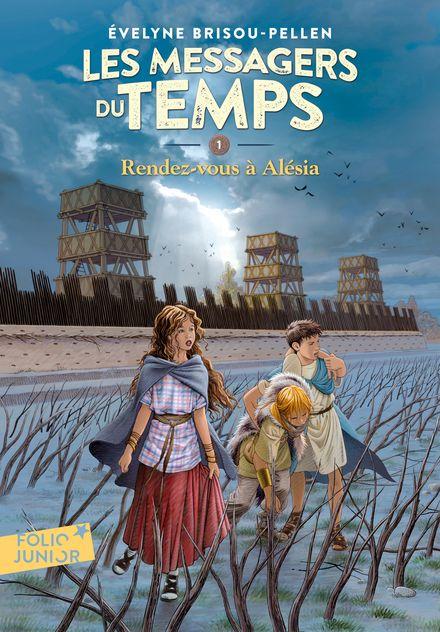 Rendez-vous à Alésia - Évelyne Brisou-Pellen, Philippe Munch