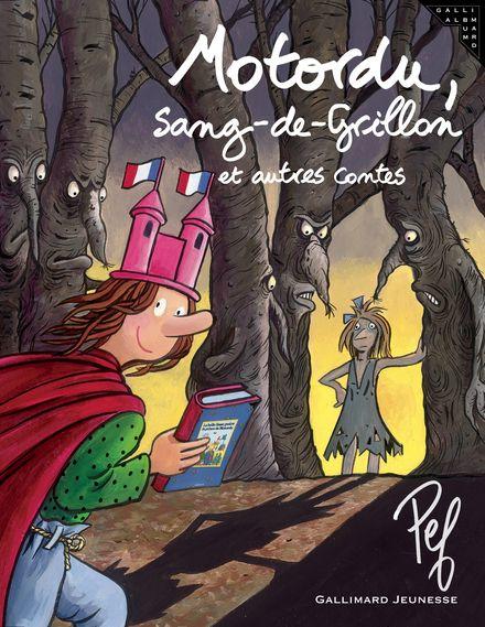 Motordu, Sang-de-Grillon et autres contes -  Pef