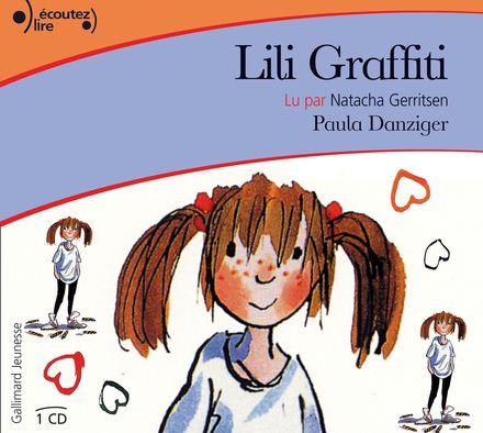 Lili Graffiti - Paula Danziger