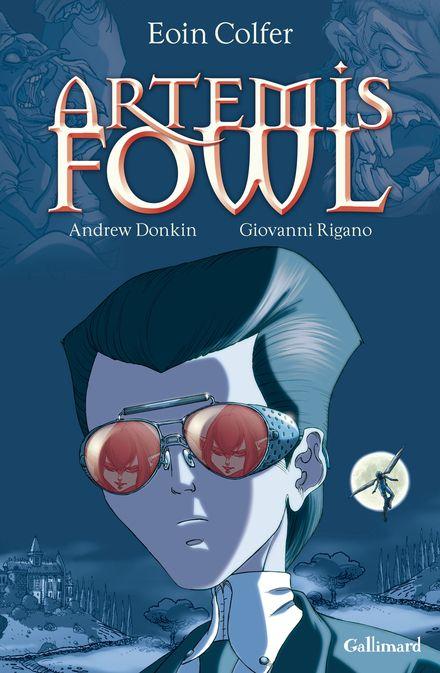 Artemis Fowl - Eoin Colfer, Andrew Donkin, Giovanni Rigano