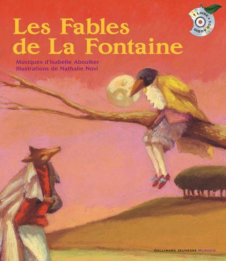 Les Fables - Jean de La Fontaine, Nathalie Novi