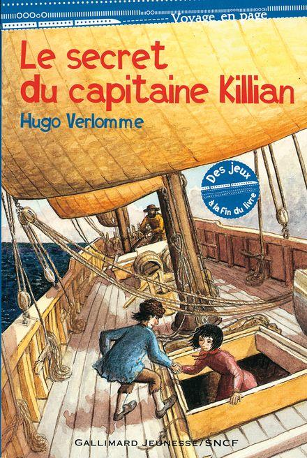 Le secret du capitaine Killian - Maurice Pommier, Hugo Verlomme