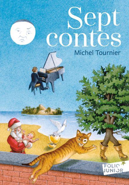 Sept contes - Henri Galeron, Michel Tournier