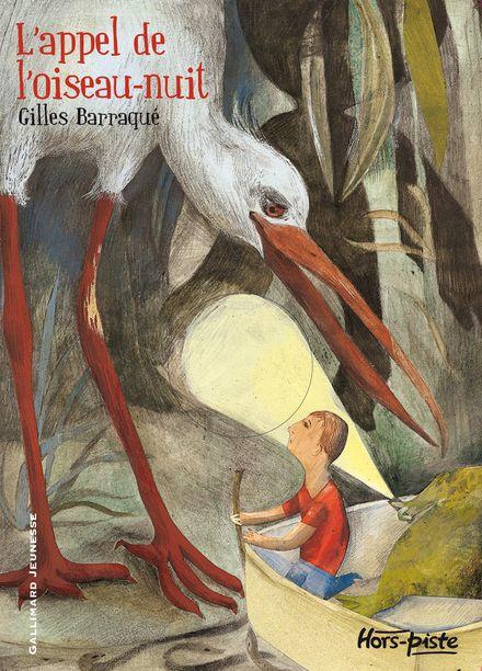 L'appel de l'oiseau-nuit - Gilles Barraqué, Cécile Gambini