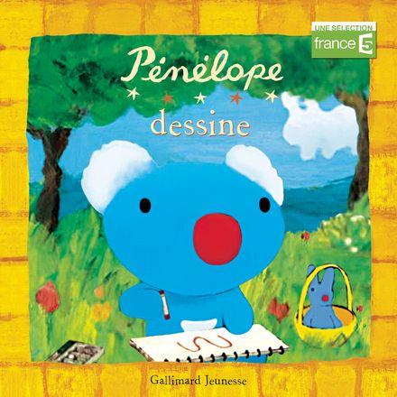 Pénélope dessine - Anne Gutman, Georg Hallensleben