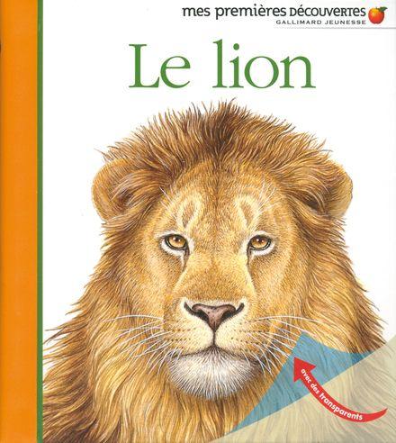 Le lion - Pierre de Hugo
