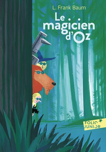 Le magicien d'Oz - Lyman Frank Baum, William Wallace Denslow