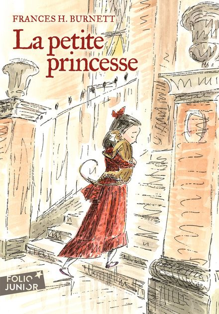 La petite princesse - Frances H. Burnett, Gismonde Curiace