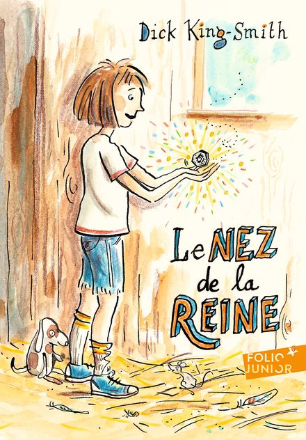 Le nez de la reine - Serge Bloch, Dick King-Smith