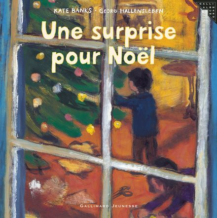 Une surprise pour Noël - Kate Banks, Georg Hallensleben