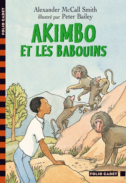 Akimbo et les babouins - Peter Bailey, Alexander McCall Smith