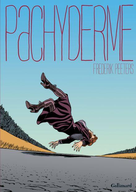 Pachyderme - Frederik Peeters