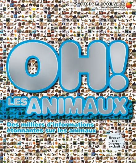 Oh! Les animaux - Richard Walker