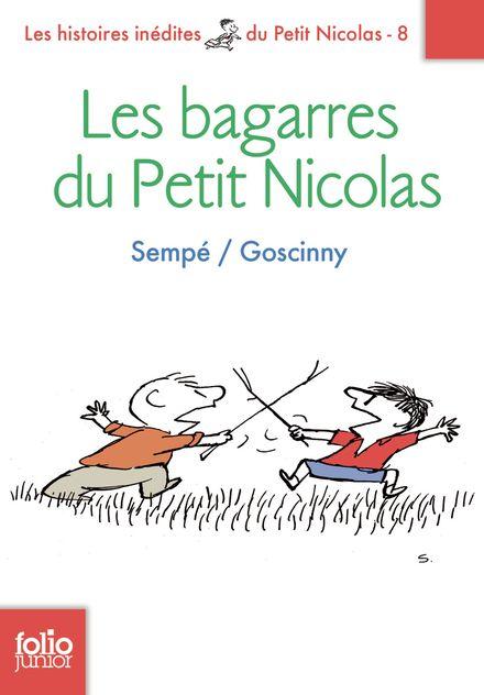 Les bagarres du Petit Nicolas - René Goscinny,  Sempé