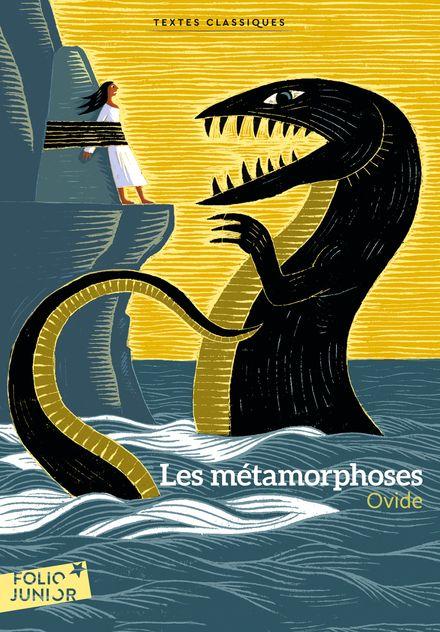 Les Métamorphoses -  Ovide, Rémi Saillard
