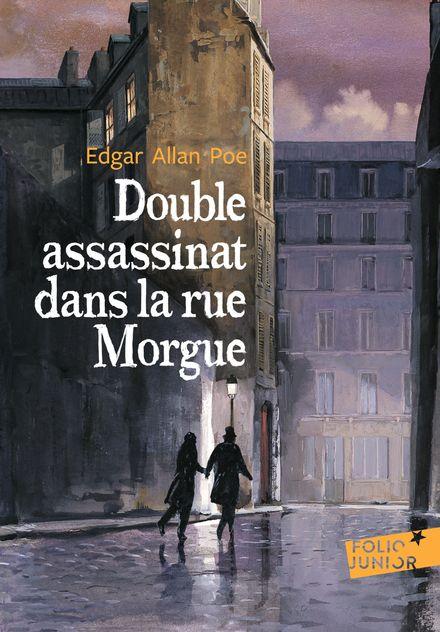 Double assassinat dans la rue Morgue suivi de La Lettre volée - Nicole Claveloux, Edgar Allan Poe