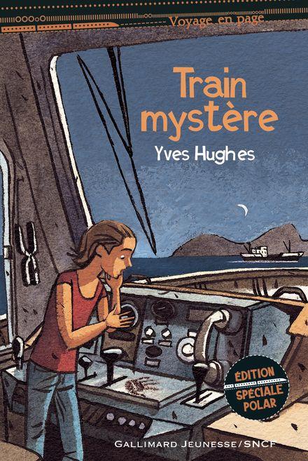 Train mystère - Yves Hughes, Marcelino Truong