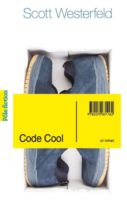 Code Cool - Scott Westerfeld