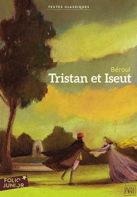 Tristan et Iseut -  Béroul, Nathalie Novi