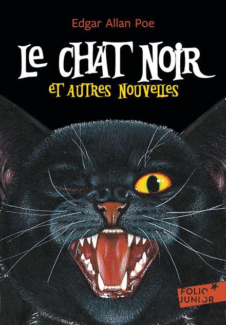 Le chat noir et autres nouvelles - Dominique Marquet, Edgar Allan Poe