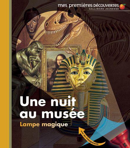 Une nuit au musée - Claude Delafosse, Pierre de Hugo