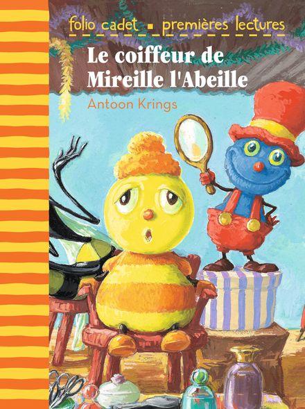 Le coiffeur de Mireille l'Abeille - Antoon Krings