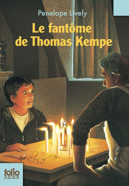 Le fantôme de Thomas Kempe - William Geldart, Penelope Lively