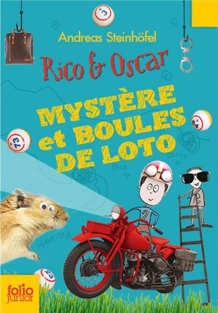Mystère et boules de loto - Andreas Steinhöfel, Steve Wells