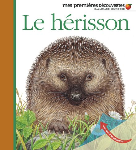 Le hérisson - Pierre de Hugo